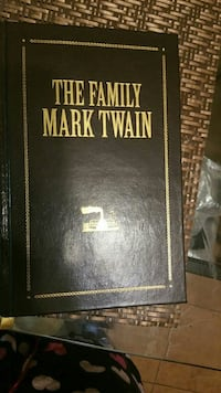 The Family Mark Twain. Negotiable.