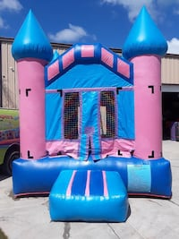 11x11 bounce house with blower motor Merced, 95340