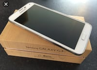 Unlocked Samsung s5 white leather 9/10 condition  3717 km