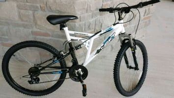 "Kids 24"" bicycle"