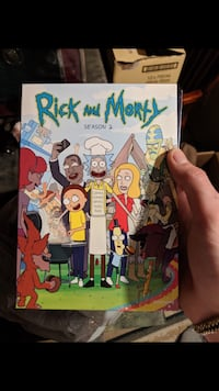 Rick and Morty S1-2 Guelph, N1H 6Y2