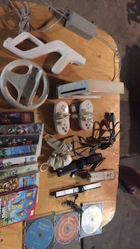 Nintendo wIi  and games and accessories  Windsor, N9A 2N5