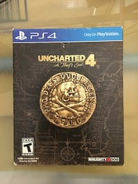 Uncharted 4 Special Edition PS4 Miami, 33165