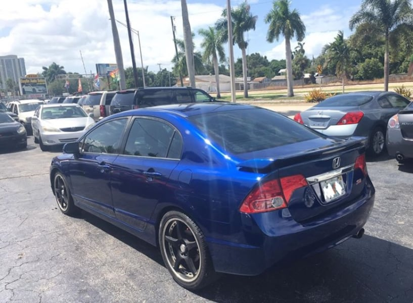 2008 Honda Civic 6