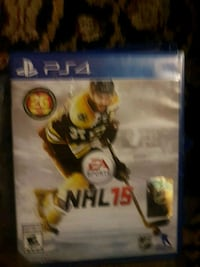 Sony PS4 Madden NFL 15 game case Richmond Hill, L4S 1A1