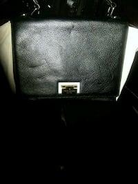 black leather Michael Kors wristlet Killeen