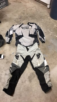 Dirt bike pants and jersey 3713 km