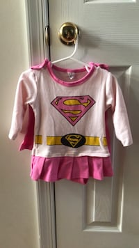 Baby Super Girl Halloween costume 12m Leesburg