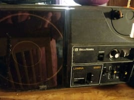 Bell and Howell lumina mx60 movie ???? projector