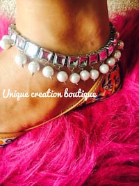 beautiful anklets  Edmonton, T6T 0M7