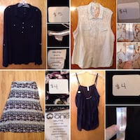 Women's Plus Sized Clothes Winnipeg, R2K