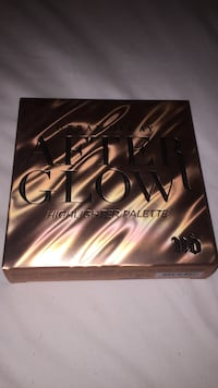 Urban decay after glow highlighter palette box Woodbridge, 22193