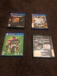 PS4 games Little Elm, 75068