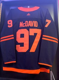 Connor Mcdavid Oilers jersey