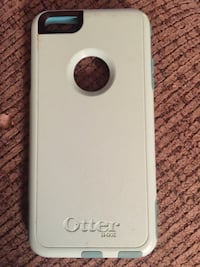 Teal otterbox iphone 6pluscase