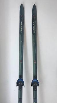 Old School Backcountry Skis 2324 mi