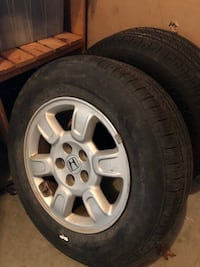 honda ridgeline wheel  and  extra Tire Woodbridge, 22192