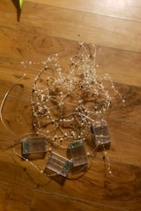 Pearl battery operated lights