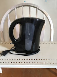 black and gray Sinbo electric kettle Brampton, L6T 3Y3