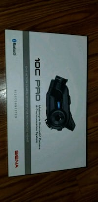 Sena 10C Pro motorcycle camera and comm system  Louisville, 40204
