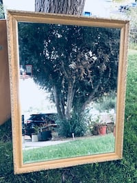 Golden Is in Mirror Beveled Beauty Mirror Santa Clarita, 91351