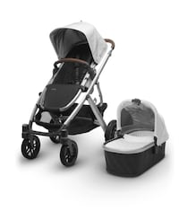 UPPABABY VISTA 2018 STROLLER LOIC NEW FIRM PRICE Glendale