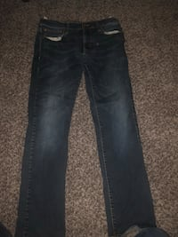 American Eagle jeans slim straights Tumwater, 98512