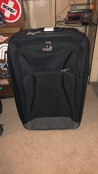 black and gray Swiss backpack Cocoa, 32922
