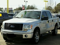 Ford - F-150 - 2014 $3500 downpayment Houston