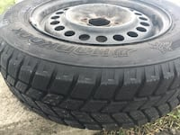 Winter tires and rims  505 km