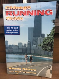 Chicago Running Guide : The 40 Best Routes In The Chicago Area - Softcover - 146 Pages Chicago, 60622
