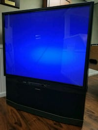"Vintage 50"" Rear Projection TV Schaumburg, 60193"