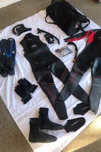 Dive Gear Set - never used! Bowie, 20715