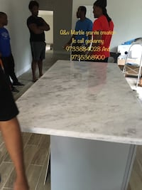 Countertops granite marble Kitchen