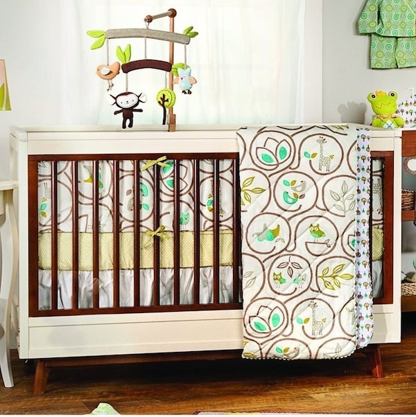 Discontinued Lolli Living Animal Tree Baby Bedding Items