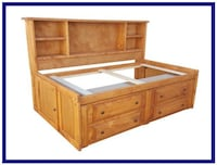 ****BLOW OUT SALE**** $39 DOWN GETS YOU A TWIN DAYBED TODAY!!!! Richardson