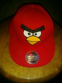 New-Angry Bird Cap-Authenticity Sticker Beaumont, 77707