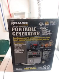 Whole house Generator Portal with cable Atlantic Highlands