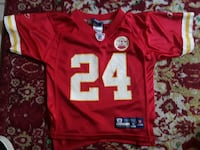 Youth Small Official NFL Jersey
