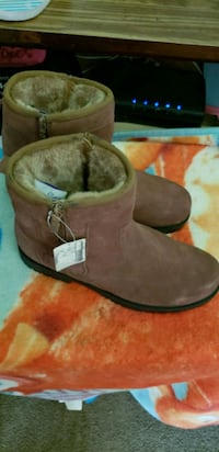 New Mens Boots 9 1/2  Kunkletown, 18058
