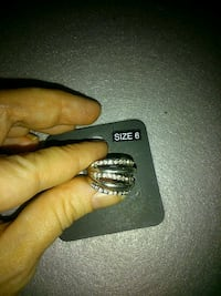 Ardene ring size 6 London, N5W 2Y8