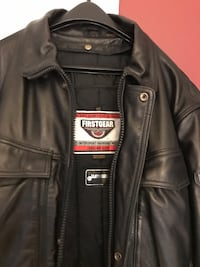 Men's First Gear Leather jacket Waldorf, 20603
