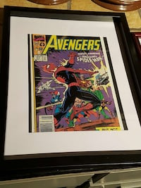 avengers comic book Saint Thomas, N5P 1J6