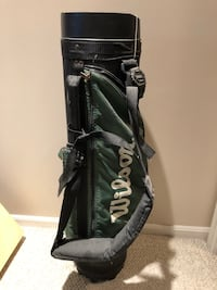 Wilson golf bag and scoring watch Maple Grove, 55369