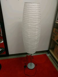 white and gray floor lamp Springfield, 22150