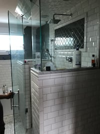 Remodeling bathrooms and installation any floor.