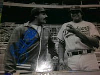 autograph Dodger player photo Buena Park, 90620