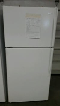 White Whirlpool Refrigerator  Fort Collins