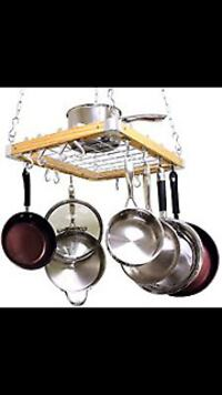 NOT $150 U PAY $50 ASK MORE INFO? POT & TOOL HANGER NOT SELLING POTS JUST THE HANGER  Montreal