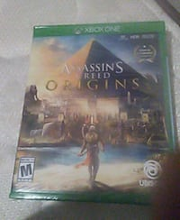 Assassin creed Xbox one
